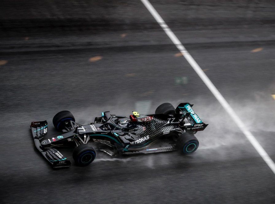 Pole Position For Lewis In Styria Valtteri P4