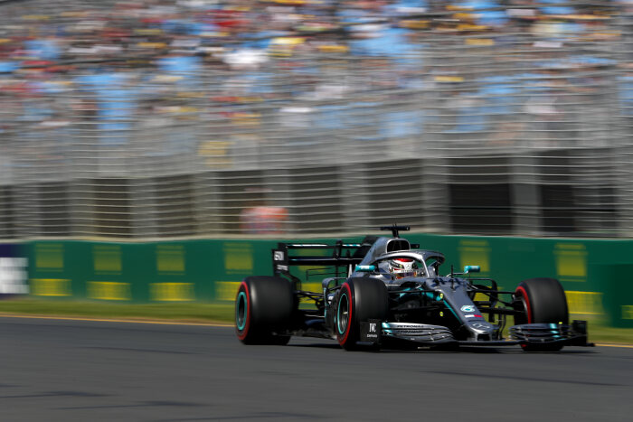 2019 Australian Grand Prix, Friday - Wolfgang Wilhelm