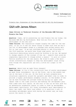 James Allison Q&A