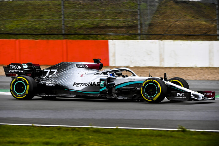 M226294 Mercedes-AMG F1 W11 EQ Performance Shakedown - LAT Images