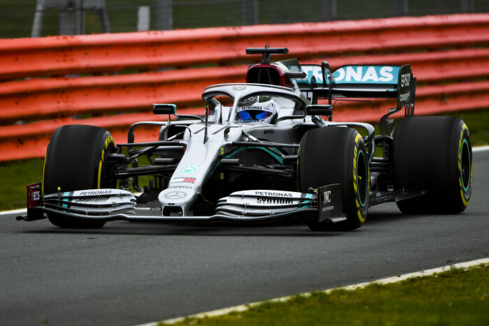M226300 Mercedes-AMG F1 W11 EQ Performance Shakedown - LAT Images