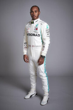 Collateral - Drivers 2020 - Lewis Hamilton