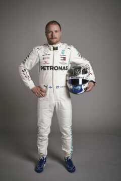 Collateral - Drivers 2020 - Valtteri Bottas