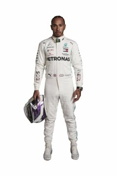 Collateral Shoot - Drivers - Lewis Hamilton - Cut Outs