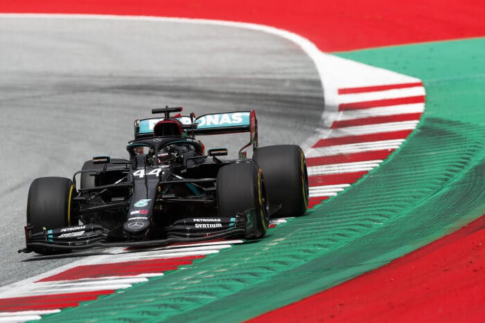 M232722 2020 Austrian Grand Prix, Friday - LAT Images