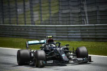 2020 Austrian Grand Prix, Saturday - Steve Etherington