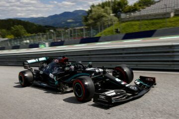 2020 Austrian Grand Prix, Saturday - LAT Images