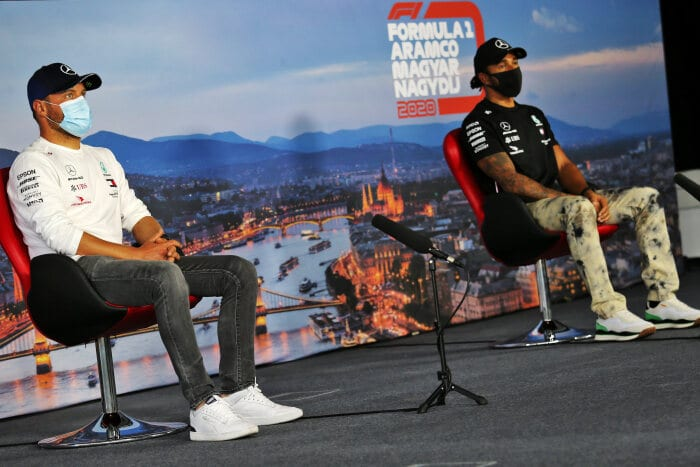 M235432 2020 Hungarian Grand Prix, Thursday - LAT Images