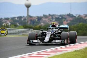 2020 Hungarian Grand Prix, Friday - LAT Images