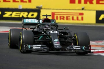 2020 Hungarian Grand Prix, Sunday - LAT Images