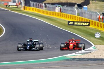 2020 70th Anniversary Grand Prix, Sunday - LAT Images