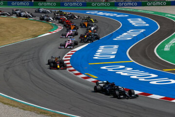 2020 Spanish Grand Prix, Sunday - LAT Images