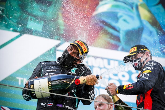 M239514 2020 Spanish Grand Prix, Sunday - LAT Images