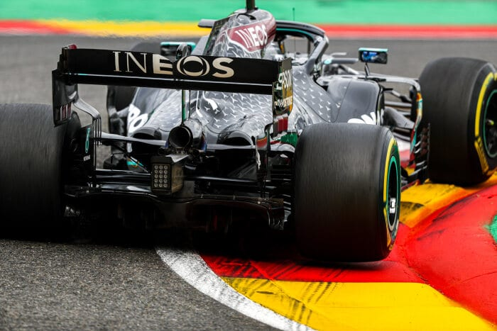 M240387 2020 Belgian Grand Prix, Friday - LAT Images