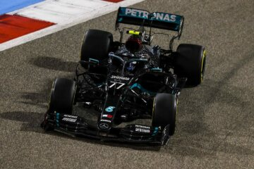 2020 Bahrain Grand Prix, Sunday - LAT Images