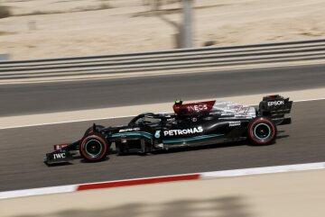 2021 Bahrain Grand Prix, Friday - Jiri Krenek