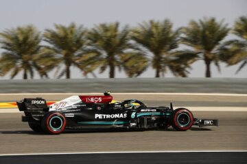 2021 Bahrain Grand Prix, Saturday - LAT Images